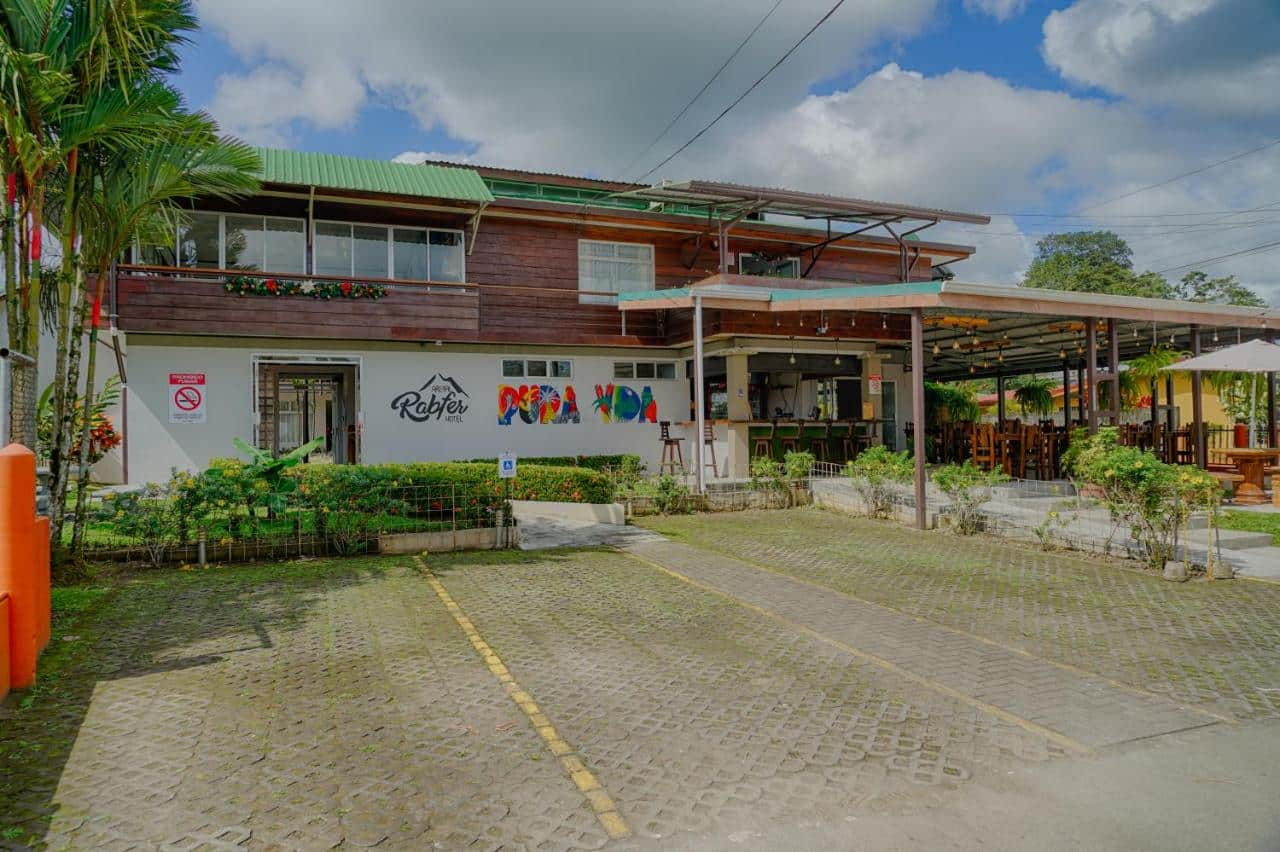 Hotel in La Fortuna de San Carlos